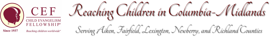 Child Evangelism Fellowship of South Carolina, Inc., Columbia Midlands District